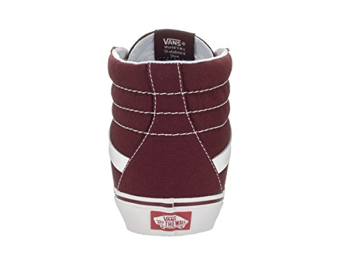 Vans U Sk8 Hi - Baskets Mode Mixte Adulte Rouge (Port Royale)