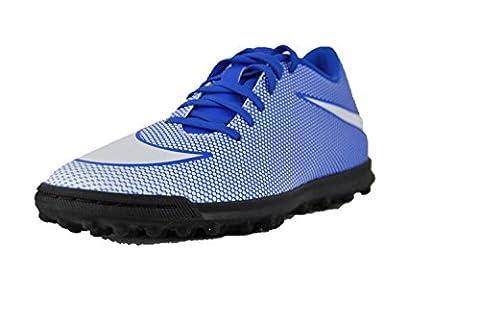 Nike , Chaussures pour homme spécial foot en salle bleu