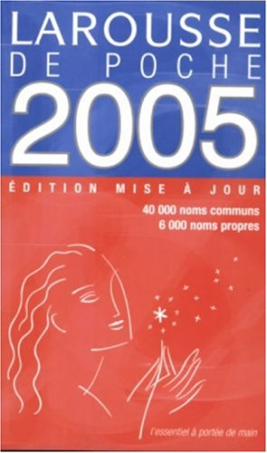 Larousse de poche 2005