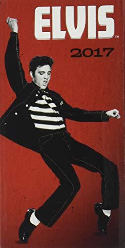 Elvis Presley Official 2017 Diary (Diary Slim) (Elvis-tageskalender)