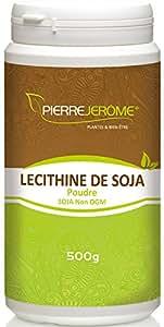 Lécithine de Soja 500g en poudre - Pierre Jérôme®