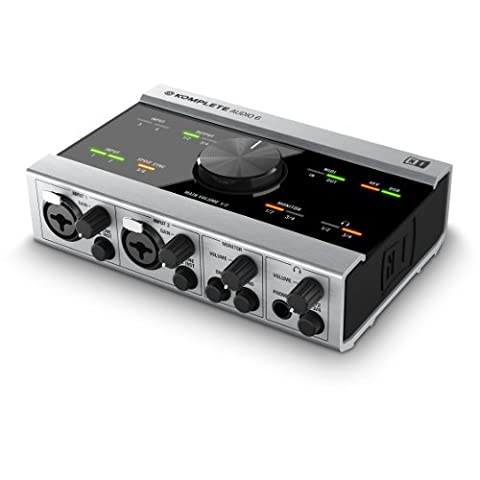 Native Instruments Komplete Audio 6 - Premium Audio Interface