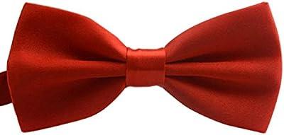 Amison Clásico Moda Novedad hombres pajaritas Ajustable Boda del smoking corbata pajaritas