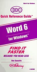 Word 6 for Windows
