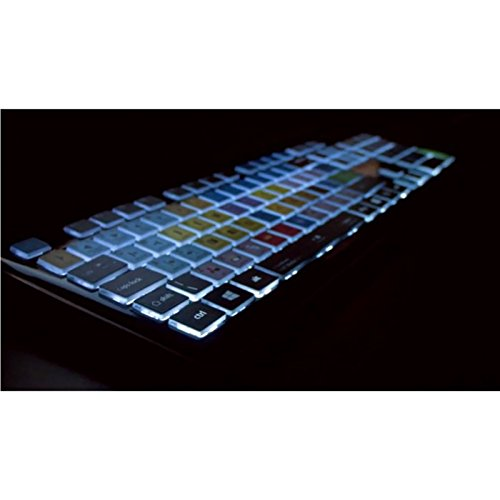 Cubase Retroiluminado Edición teclado de la PC