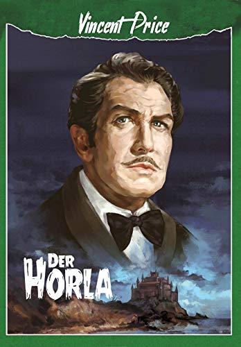 Der HORLA - Tagebuch eines Mörders - Limitiert auf 499 Stück (+ Bonus-DVD)