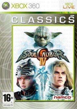 Soulcalibur IV -Classics- [Spanisch Import]