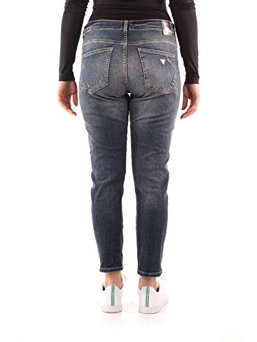 Guess Vanille, Jeans Slim Donna Blue Jeans