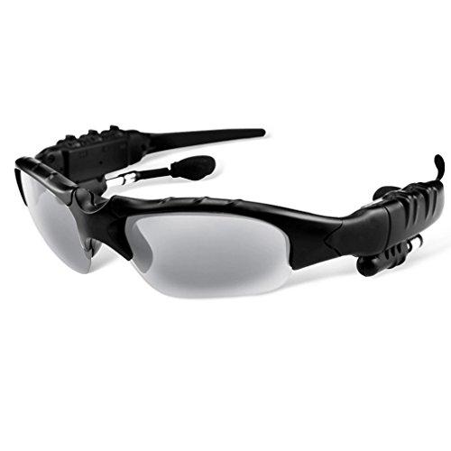 Bluetooth Kopfhörer Sonnenbrille LESHP Intelligente Sonnenbrille drahtlose Bluetooth 4.0 Stereo-Kopfhörer-Kopfhörer für iPhone /Android Handy