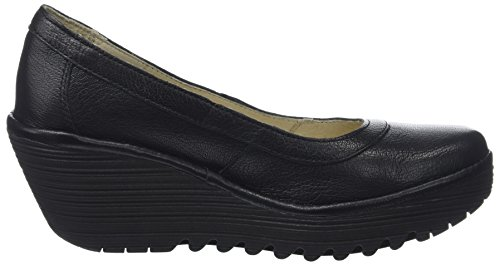 Londra Schwarz nero Fly Yano838fly Pumps Damen pxy1BY