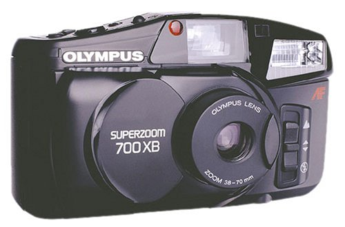 Olympus Superzoom 700 XB Kleinbildkamera
