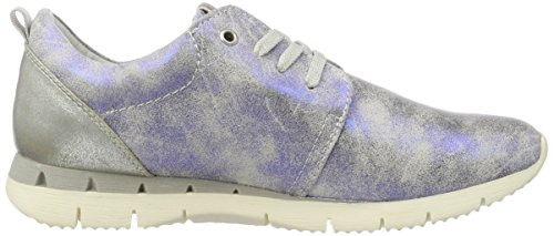 Marco Tozzi Damen 23700 Sneakers Blau (Electric Blue 813)