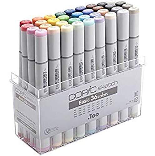 Copic - Juego de marcadores, multicolor