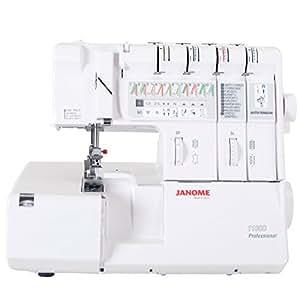 1100D overlock machine à coudre janome