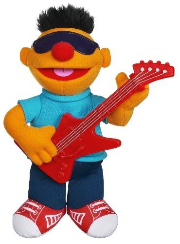Imagen principal de Playskool Barrio Sésamo - Peluche de Epi (toca la guitarra)