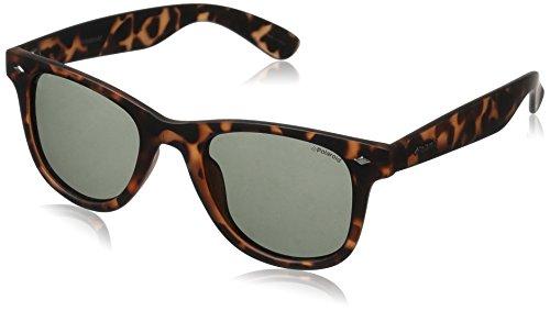 Polaroid Unisex-Erwachsene PLD-6009-N-SOG-S Sonnenbrille, Braun (Marrón), 48