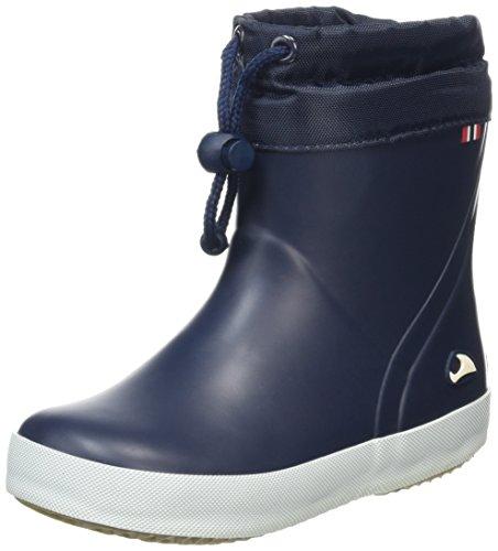 Viking Alv, Unisex-Kinder Kurzschaft Gummistiefel, Blau (Navy 5), 22 EU