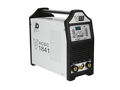 Digital Schweißgerät AC/DC WIG V1841 Puls Inverter ALU WIG ARC MMA STICK Elektrode