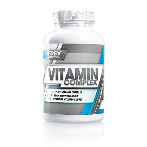 Frey Nutrition Vitamin Complex, 1er Pack (1 x 88.8 g)