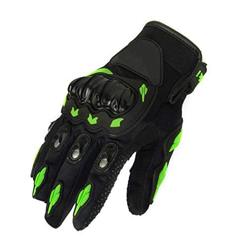 Guanti moto estate Motocross Off Road Glove Full Finger Screen Touch Guanti moto ciclismo Racing per regalo divertent