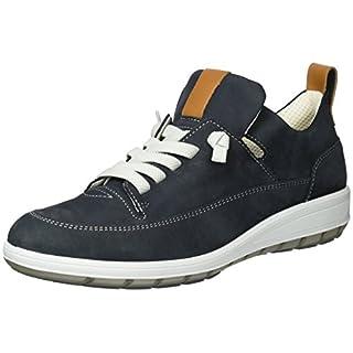ara Damen Tokio Sneaker, Blau (blau, saddle), 38 EU (5 UK)