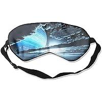 Planet Couds Ocean Sleep Eyes Masks - Comfortable Sleeping Mask Eye Cover For Travelling Night Noon Nap Mediation... preisvergleich bei billige-tabletten.eu