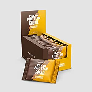 MyProtein Filled Protein Cookie, 1er Pack(1 x 900 g)