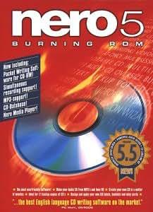 Nero 5.5 Burning Rom CD Writing Software (new version is Nero 6 Power Suite, asin: B0001YLLPI)