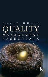 Quality Management Essentials by David Hoyle (2015-10-30)