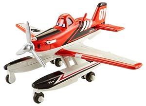 Planes - Equipo de Rescate Fire & Rescue Dusty with Pontoons (Mattel CBX27)