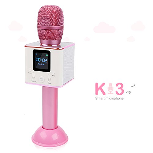 JouerNow K3 Wireless KTV Microphone
