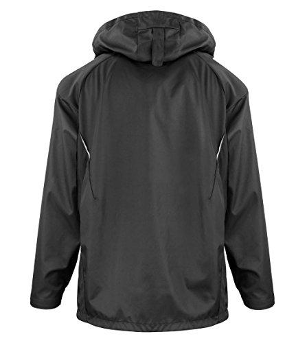 Result: NY Hard Shell Jacket R197X Black