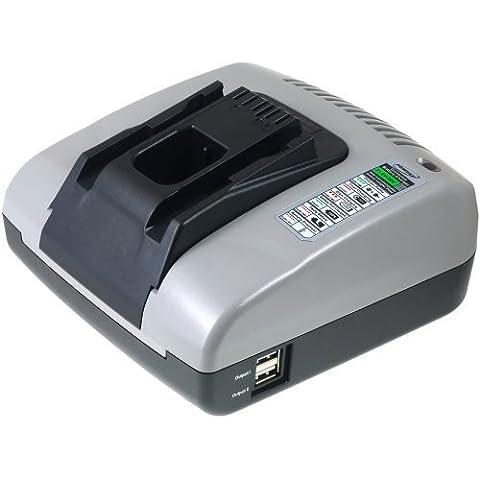 Batterie B 144 - Chargeur Powery avec USB pour batterie Hilti