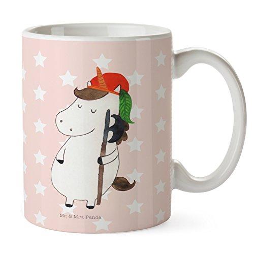 Mr. & Mrs. Panda Kunststoff Tasse Einhorn Bube - 100% handmade in Norddeutschland - Kinder, Bube, Einhörner, Tasse, Einhorn, Trinkbecher, Bruchfest, Mittelalter,, Kindertasse, Kunststoff Tasse, Camping Becher,