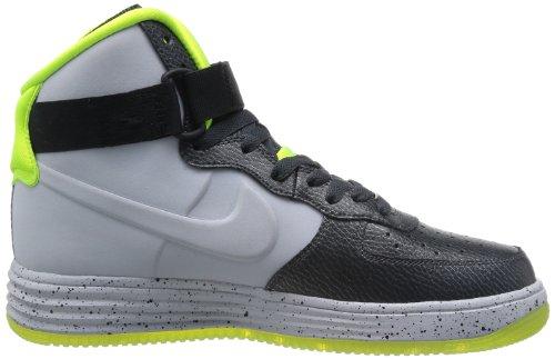 Nike Lunar Force 1 Lux Vt, basket homme Noir - Schwarz (Anthracite/Wolf Grey)