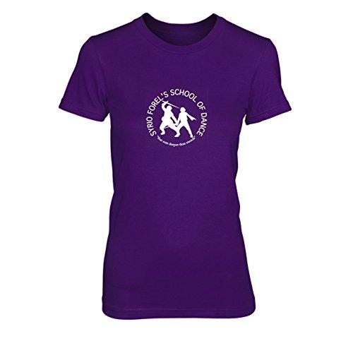 GoT: School of Dance - Damen T-Shirt Lila