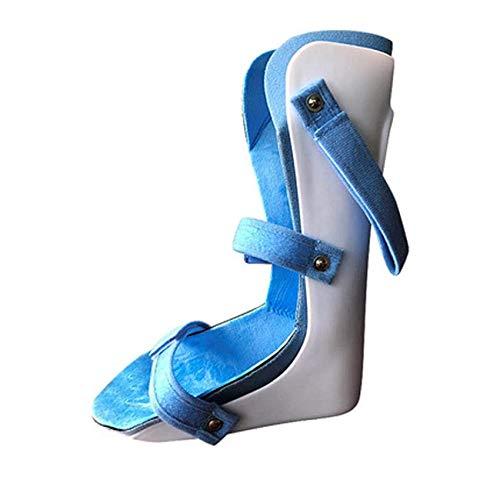 Flip-fuß (Jiaozheng Kinder/Jugendliche Fuß schlaffe Fußorthese, Fuß Feste Klammer Schutzausrüstung innen und außen Flip korrigierende Schuhe (Color : Leftfoot, Size : L))