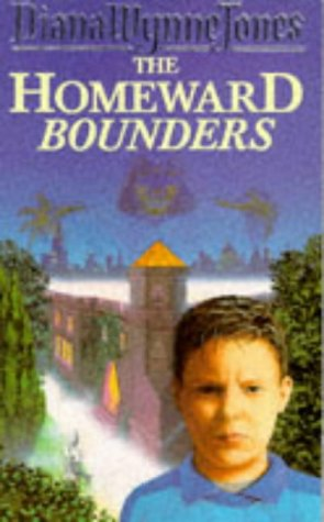 Homeward Bounders por Diana Wynne Jones