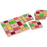Haribo 63024–Puzzle de osos