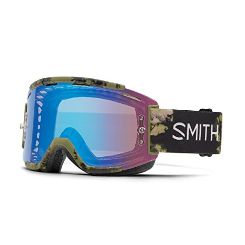 SMITH Erwachsene Squad Mtb und Motocrossbrille, Olive Unexpected, One Size