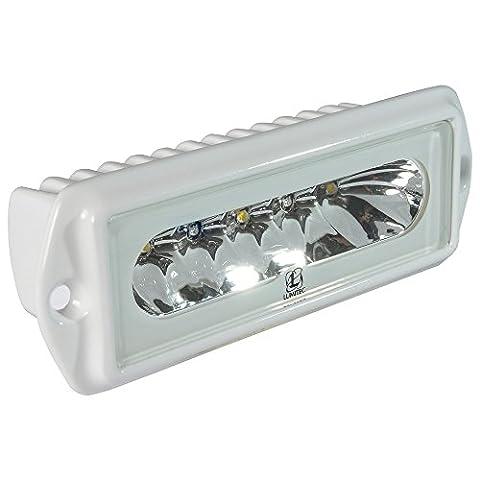 LUMITEC CAPRI 2 DUAL COLOR LED FLOOD LIGHT WHITE/RED