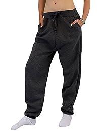S&LU angesagte Damen Sporthose im Baggy-Style in verschiedenen Modellen Größe S - XXL