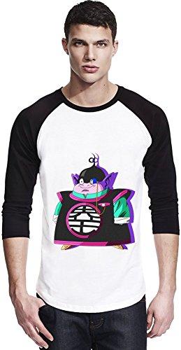 King Kai Unisexe Baseball Shirt Small