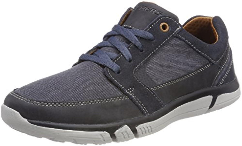 Gentiluomo   Signora Skechers Edmen scarpe scarpe scarpe da ginnastica Uomo Vendita calda Vendita di fine anno Vendita calda stagionale   Sensazione piacevole  4e21e2