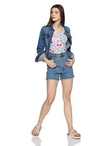 Cloth-Theory-Womens-Floral-T-Shirt