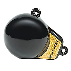 Cannon Downrigger Flash Weight, 6 Lb