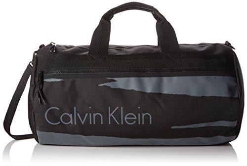 Calvin Klein Jeans  COOPER WEEKENDER, Sac pour homme à porter à l'épaule Noir Schwarz (BLACK 001 001) 56x30x30 cm (B x H x T)