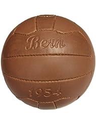Football 'Bern 1954' Rétro Nostalgie Ball–Aspect cuir
