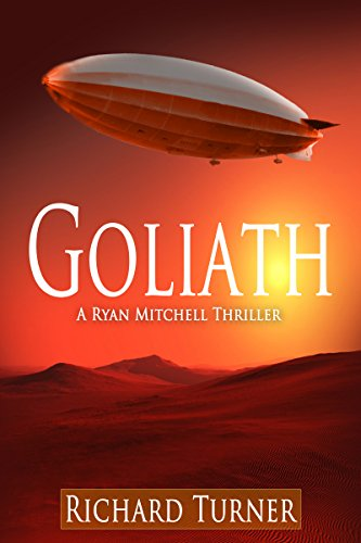 Goliath (A Ryan Mitchell Thriller Book 1) par Richard Turner