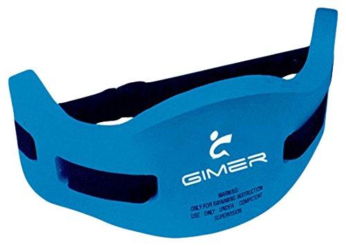 GIMER Nuoto, Cintura per Acquagym Unisex - Adulto, Olimpico, 73x24x4